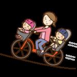 40代女性が電動アシスト自転車で子供を二人乗せ激坂踏破して感激!?