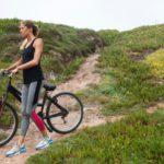 通常折り畳み自転車SHINEWOODと電動自転車エアー・バイクを坂道で乗り比べた感想