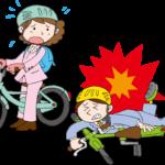 電動アシスト自転車は転倒するとペダルやモーターが壊れる?