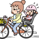 圧倒的!電動アシスト自転車と非電動両方を三人乗りで乗ってみた感想