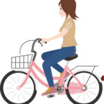 車輪が小さい電動自転車は坂上りが大変!?YAMAHAパスでダイエットは成功?
