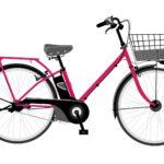 普通の自転車では登れない急坂を上るためにパナソニックの電動アシスト自転車ビビDXを購入