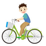 若者が電動自転車で坂道をスイスイ上るのを見て、電動自転車がほしくなる